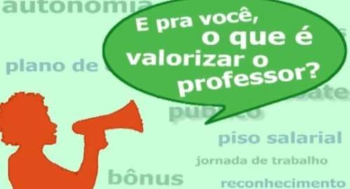 Valorização-professores