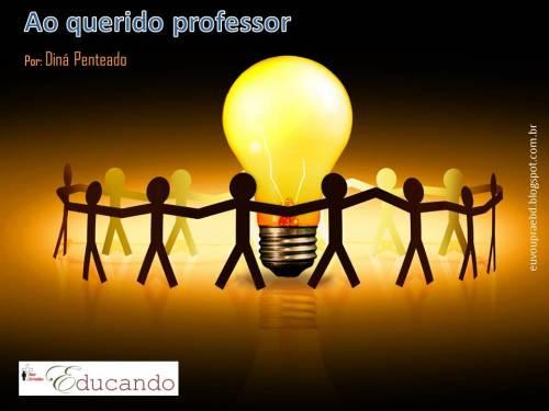 Educando Querido Professor 12092015